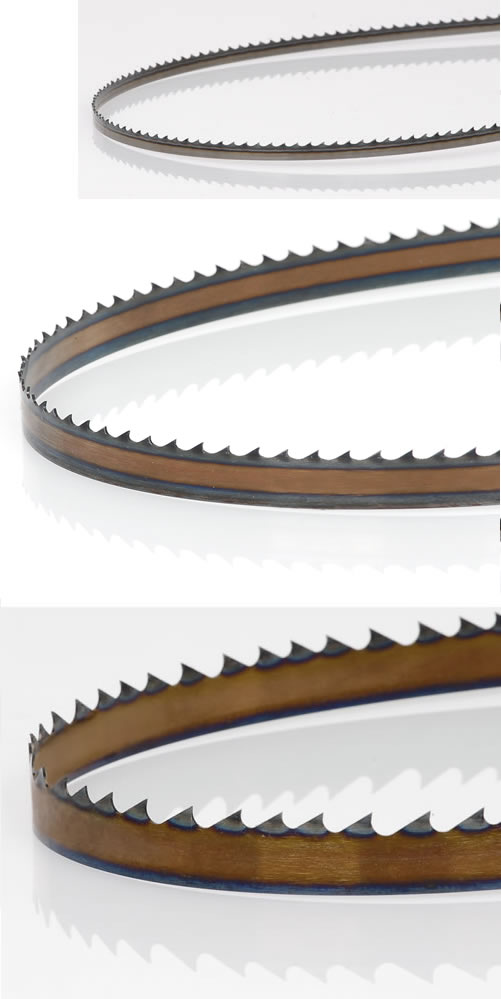 """Woodworking Timber Wolf Band Saw Blade 80/"""" 1//4/"""" 6tpi  PC"""